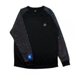 HXB Graphic Raglan Long Sleeve【COSMO】