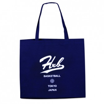 HXB 【TOTE BAG】 / トートバッグ / NAVY
