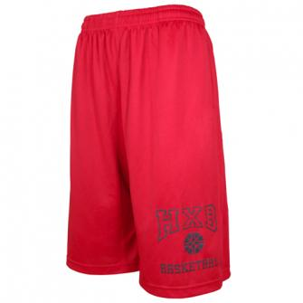 HXB 【EASY MESH SHORTS】 COLLEGE Red