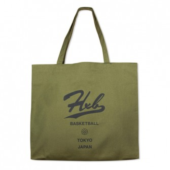 HXB 【TOTE BAG】 / トートバッグ / OLIVE