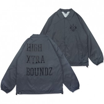 HXB Coach Jkt. 【Xover】 CHACOLE/BLACK