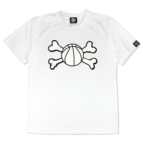 HXB ドライTEE 【BALL HUNTER】 WHITE