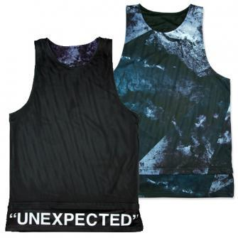 hxalive  Reversible Layered Tank【Frack】