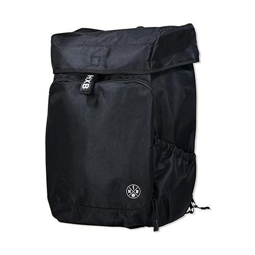 HXB 【BOX ONE】 BACKPACK / BLACK