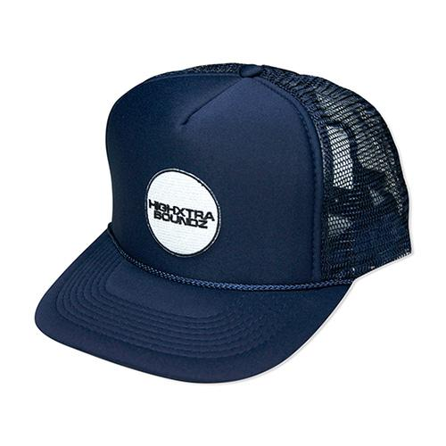 HXB MESH CAP 【THE CIRCLE】 NAVY