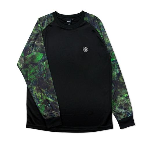 HXB Graphic Raglan Long Sleeve【PREDETOR】