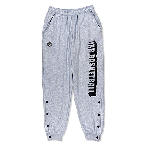 HXB SWEAT PANTS 【BEVEL LOGO】 GRAY
