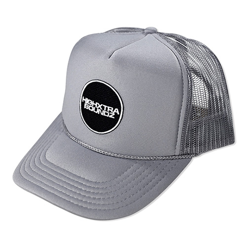 HXB MESH CAP 【THE CIRCLE】 GRAY