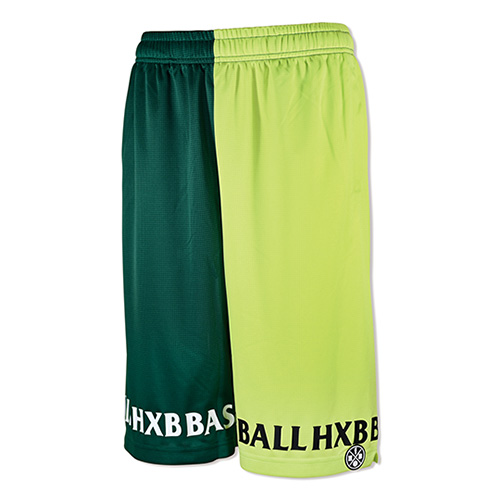 HXB EASY MESH PANTS 【FRIZ】 GREEN/LIME