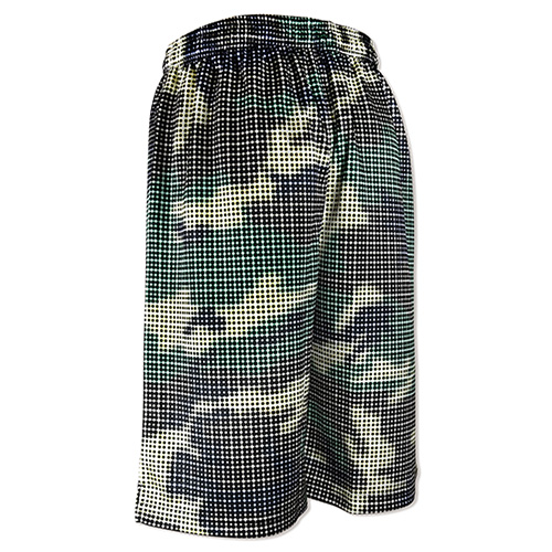 HXB Graphic Mesh Pants 【WOODLANDOT】