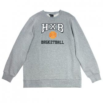 HXB 【SWEAT CREW】 GRAY