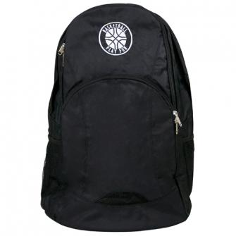 HXB 【BAG PACKMAN】 BLACK / White
