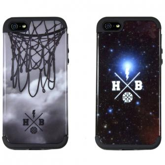 HXB iPhone 5 / 5s Case 【COSMO】 &【SKY】 SET