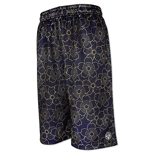 HXB Graphic Mesh Pants 【OHKA-MON】
