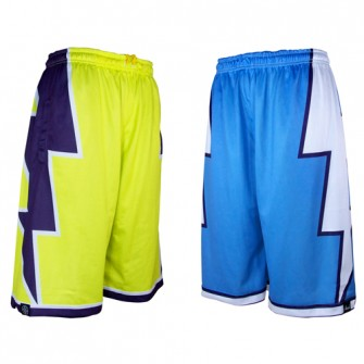 HXB 【REV  MESH PANTS】 雷 / Michigan/North Carolina