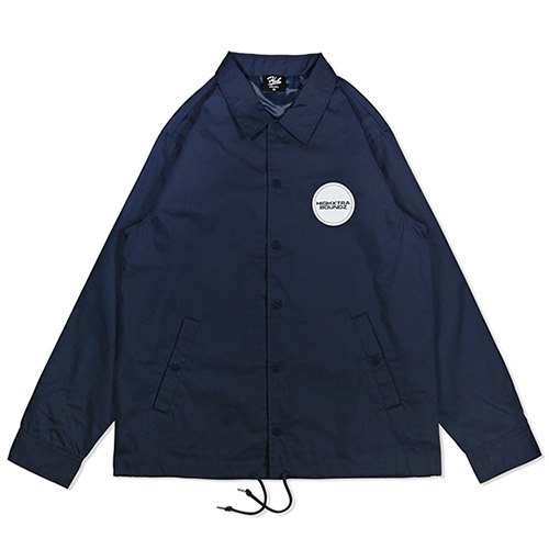 HXB COACH JAKET 【THE CIRCLE】  NAVY