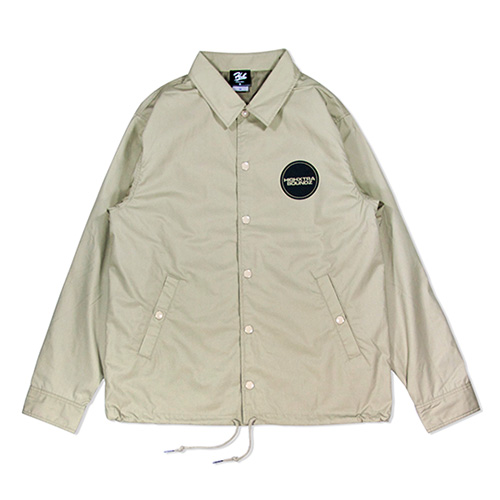 HXB COACH JAKET 【THE CIRCLE】 BEIGE