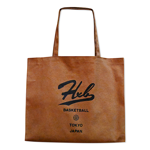 HXB 【TOTE BAG】 / トートバッグ / BROWN