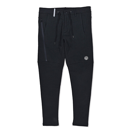 HXB 【WARMIN'TECH PANTS】 BLACK