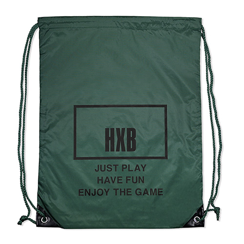 HXB 【KnapSack】 THE BOARD / FOREST GREEN/BLACK