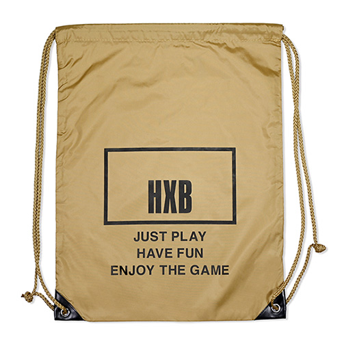 HXB 【KnapSack】 THE BOARD / KHAKI/BLACK