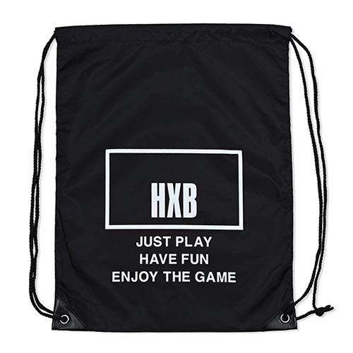 HXB 【KnapSack】 THE BOARD / BLACK/WHITE