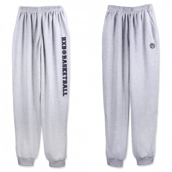 HXB 【SWEAT PANTS】 GRAY