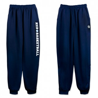 HXB SWEAT PANTS 【COLLEGE】  NAVY